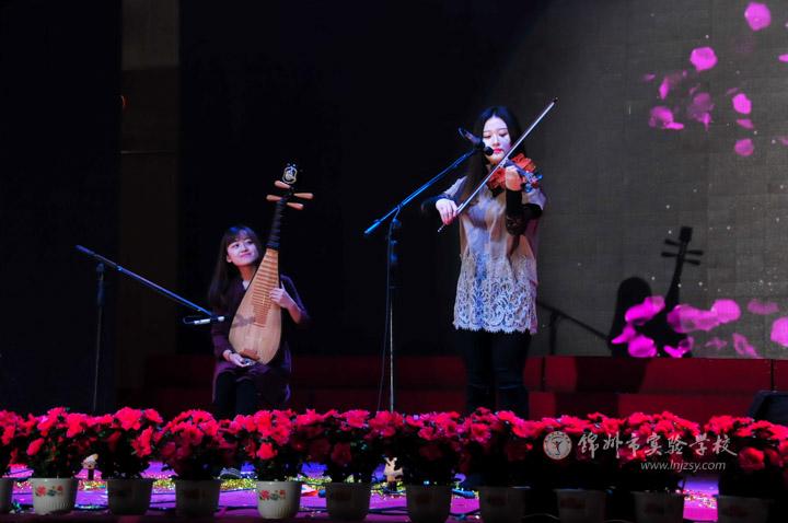 器乐合奏《浏阳河》  表演者:王雪纯