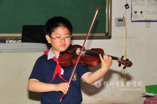 小提琴独奏《山丹丹开花红艳艳》