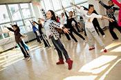 舞蹈教室(组图)