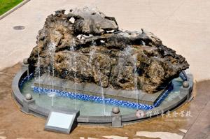 鱼跃龙门石(组图)